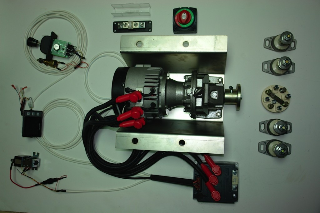 Electric inboard boat motor all boats for Electric outboard motor conversion