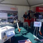 Power Equipment Stand at Sanctuary Cove Boat Show