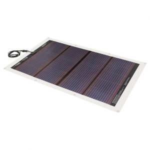 Torqeedo rollable solar panel